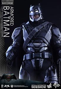 Armored Batman (Black Chrome Version)