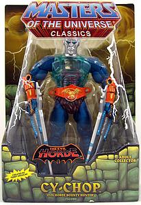 "He-Man & the Masters of the Universe Classics 6"": Cy-Chop"