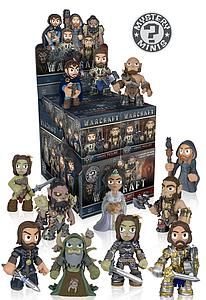 Mystery Minis Blind Box: Warcraft Movie Series (12 Pack)