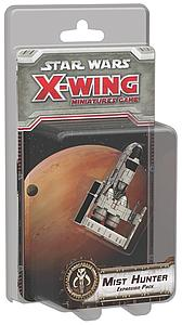 Star Wars: X-Wing Miniatures Game - Mist Hunter Expansion Pack