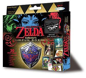 The Legend of Zelda Collector's Fun Box (Random Pin)