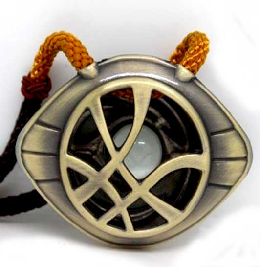 Marvel Keychain Doctor Strange Eye of Agamotto