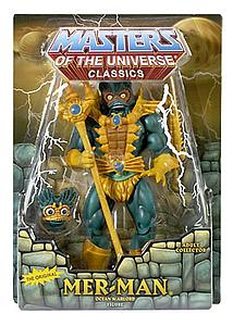 "He-Man & the Masters of the Universe Classics 6"": Merman (2nd Edition)"