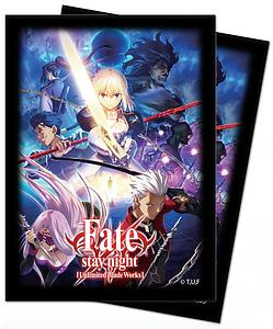 Deck Protectors Fate/Stay Night II Servants