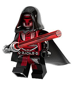 Star Wars Minifigure: Darth Revan (SW-38)