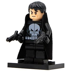 Marvel Comics SuperHeroes Minifigure: Punisher (ML-150)