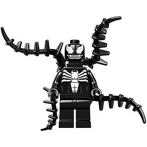 Marvel Comics SuperHeroes Minifigure: Venom (ML-218)
