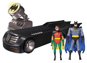 Batman The Animated Series: Batmobile Deluxe