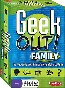 Geek Out! Family Edition