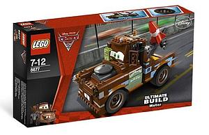 Lego Disney Cars 2: Ultimate Build Mater 877