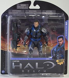Halo Reach 6 Inch Series 5: Carter