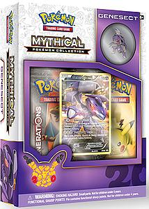 Pokemon Trading Card Game: Mythical Pokemon Collection - Genesect