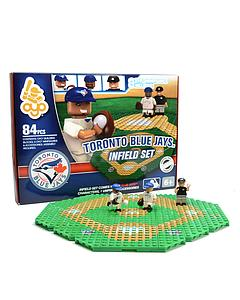 MLB Blue Jays Infield Set