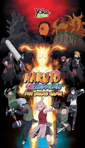 Naruto Shippuden: The Board Game