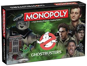 Monopoly: Ghostbusters