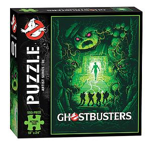 Puzzle: Ghostbusters Artist Series 01