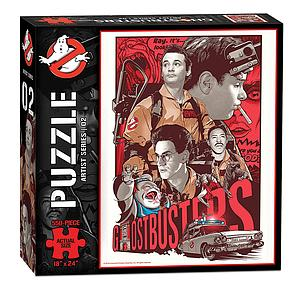 Puzzle: Ghostbusters Artist Series 02