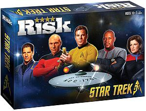 Risk: Star Trek 50th Anniversary Edition