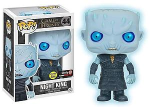 Pop! Television Game of Thrones Night King (Glows in the Dark) #44 Gamestop / EB Games Exclusive