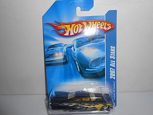 Hot Wheels 2007 All Stars Die-Cast: Custom '59 Cadillac (151/180)