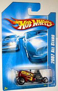 Hot Wheels 2007 All Stars Die-Cast: Shift Kicker (141/180)