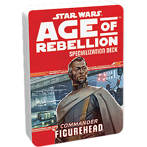 Star Wars: Age of Rebellion - Commander Figurehead