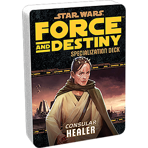 Star Wars: Force and Destiny - Consular Healer