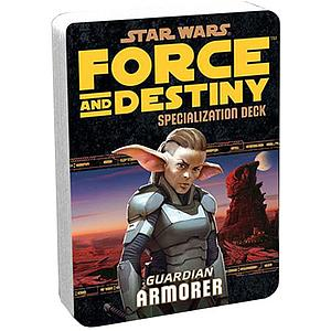 Star Wars: Force and Destiny - Guardian Armorer