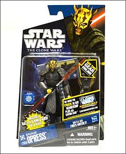Star Wars The Clone Wars Savage Opress (Armored) CW59