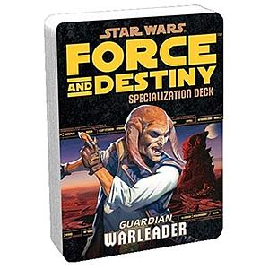 Star Wars: Force and Destiny - Guardian Warleader