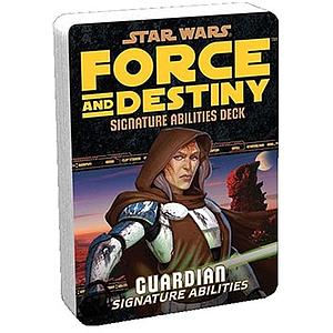 Star Wars: Force and Destiny - Guardian Signature Abilities