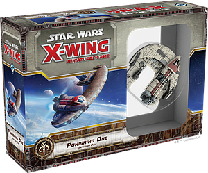 Star Wars: X-Wing Miniatures Game - Punishing One Expansion Pack