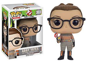 Pop! Movies Ghostbusters (2016) Vinyl Figure Abby Yates #303 (Retired)