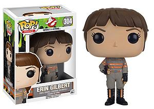 Pop! Movies Ghostbusters (2016) Vinyl Figure Erin Gilbert #304 (Vaulted)