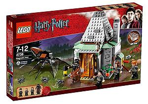 Lego Harry Potter: Hagrid's Hut