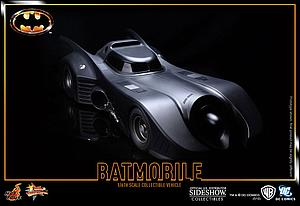 Batman (1989) 1/6 Scale Figure Batmobile