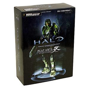 "Halo Play Arts Kai 8"": Master Chief"