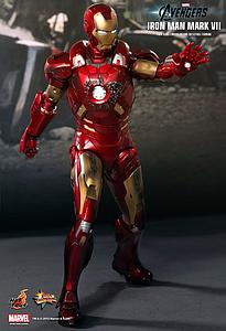 Marvel The Avengers (2012) 1/6 Scale Figure Iron Man Mark VII