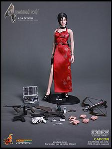 Resident Evil Video Game Masterpiece 1/6 Scale Figure Ada Wong