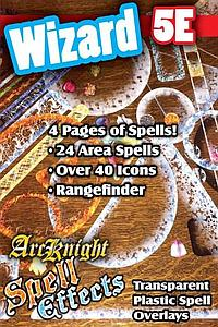 Dungeons & Dragons Spell Effects: 5E Wizard