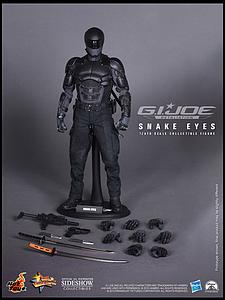 "G.I Joe Retaliation 12"" Figure: Snake Eyes"