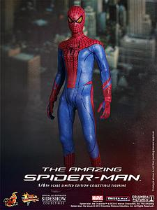 "The Amazing Spider-Man Movie Masterpiece 12"" Figure: Spider-Man"
