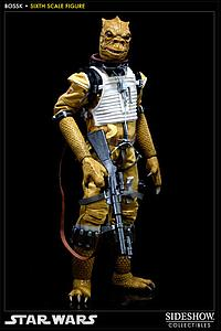"Sideshow Star Wars Scum & Villainy 12"" Figure: Bossk"