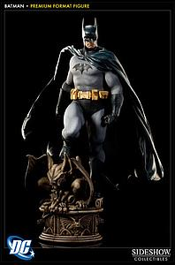 "Sideshow DC Collectible 25"" Premium Format Figure: Batman"