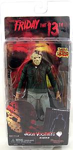 Friday the 13th Part 3 6 Inch: Jason Voorhees (Battle Damaged)