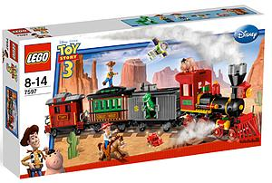 Lego Toy Story 3: Western Train Chase 7597