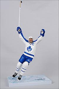 NHL Sportspicks Series 28 Wendel Clark (Toronto Maple Leafs) White Jersey