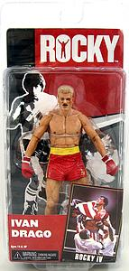 "Rocky 6"" Series 2: Ivan Drago Red Trunks Post-Fight"