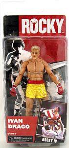 "Rocky 6"" Series 2: Ivan Drago Yellow Trunks Pre-Fight"