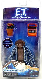 "E.T. The Extra Terrestrial 6"" Series 2: Telepathic E.T."
